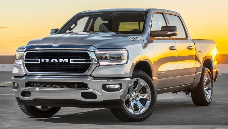 Battery Ram! Electric pick-up coming, says boss – report