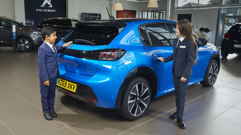 Kids are nagging their parents to buy electric cars, research reveals