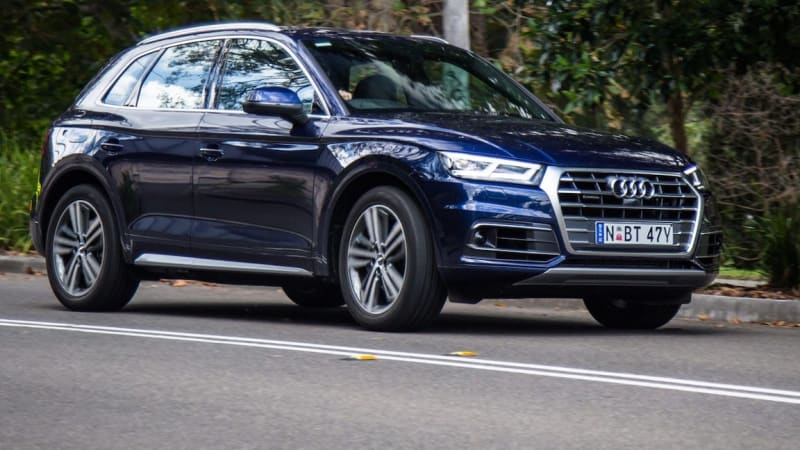 2020 Audi Q5 recalled for welding fault