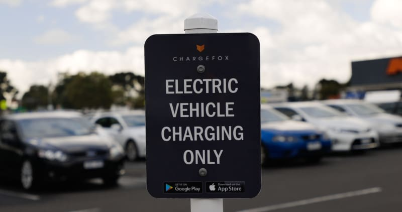 The Australian states with the most – and fewest – electric car charging points