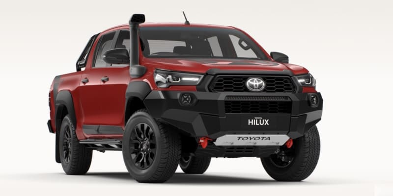 2021 Toyota HiLux Rogue and Rugged-X increase prices by $13,000