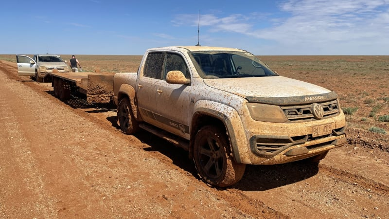 2021 Volkswagen Amarok W580 completes durability testing, in showrooms next month