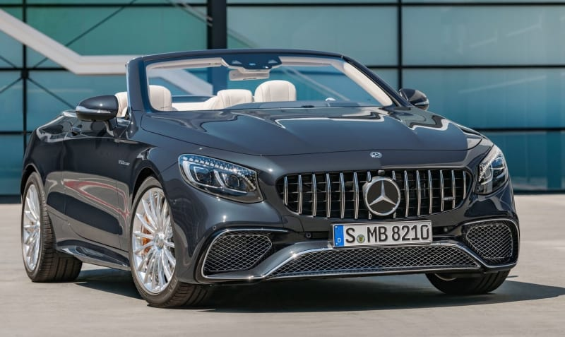 2021 Mercedes S-Class to drop coupe and cabrio, will spawn AMG and Maybach versions
