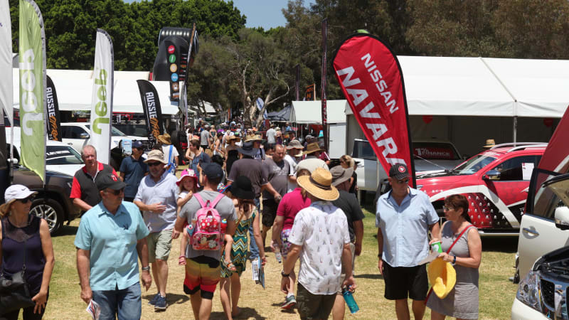 Is the Australian motor show making a comeback?