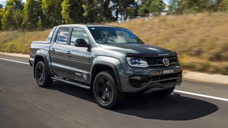 Video: 2021 Volkswagen Amarok W580S First Drive