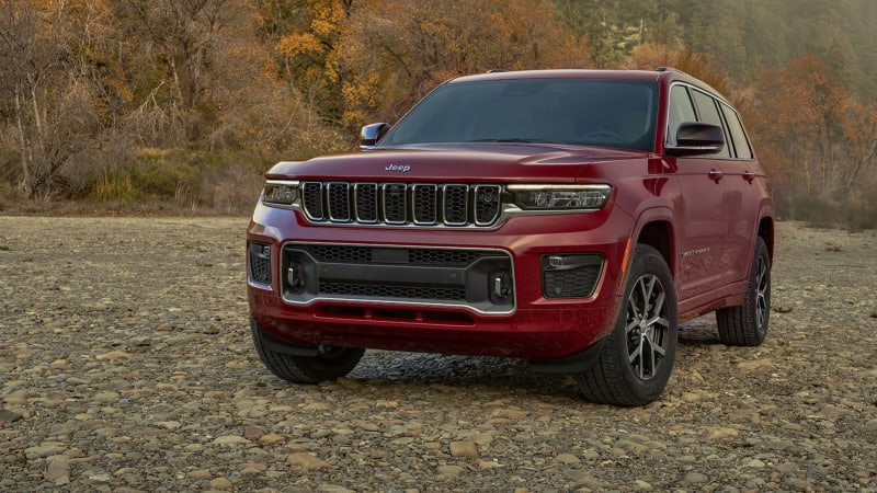 2022 Jeep Grand Cherokee will undergo Australian testing and tuning