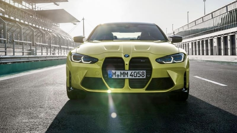 2021 BMW M3 and M4 leaked: Official images emerge ahead of unveiling
