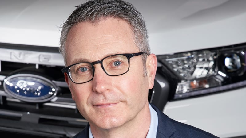 Interview: Ford Australia boss Andrew Birkic