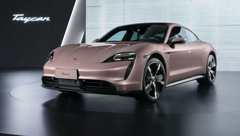 2021 Porsche Taycan deliveries begin in Australia, test drives now available