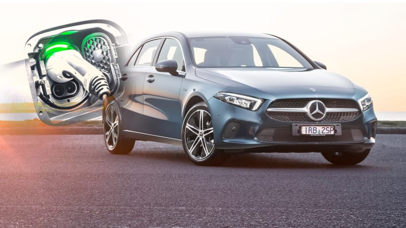 2021 Mercedes-Benz A250e PHEV review