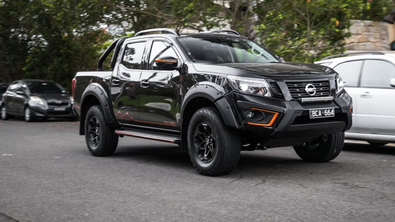 2020 Nissan Navara N-Trek Warrior long-term review: Around town