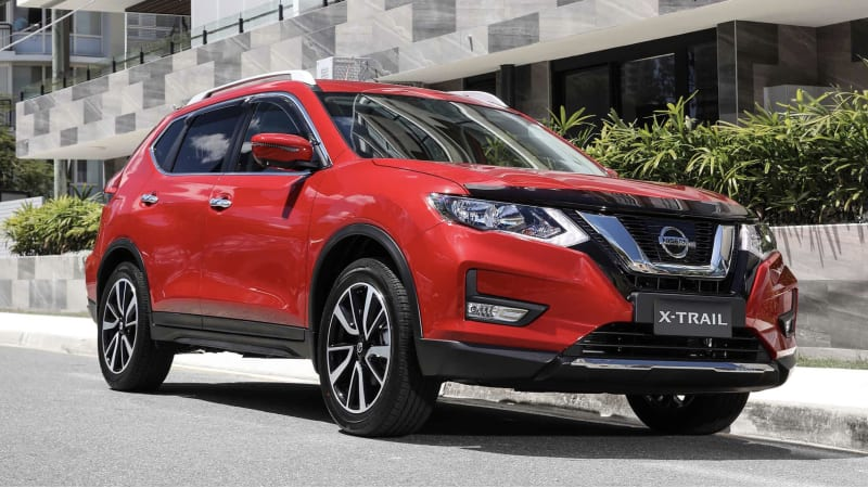 2021 Nissan X-Trail gains Apple Car Play, Android Auto, price rises