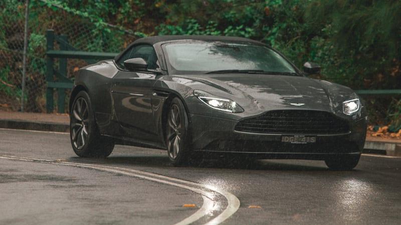 2022 Aston Martin DB11: AMG V8 gains power boost, V12 AMR name dropped