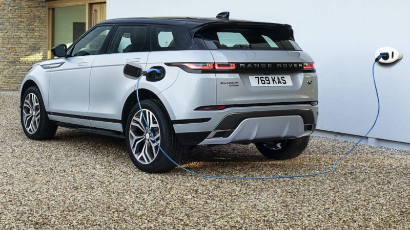 Jaguar Land Rover axes all-electric Range Rover – report