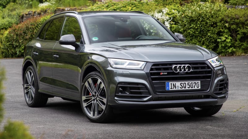 2020 Audi SQ5 TDI Special Edition price and specs: Hybrid diesel now available