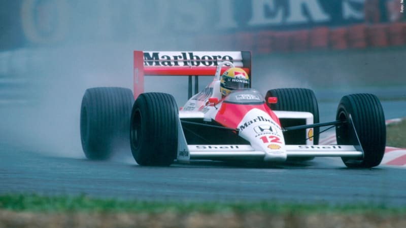 Netflix announces fictional mini-series based on Ayrton Senna