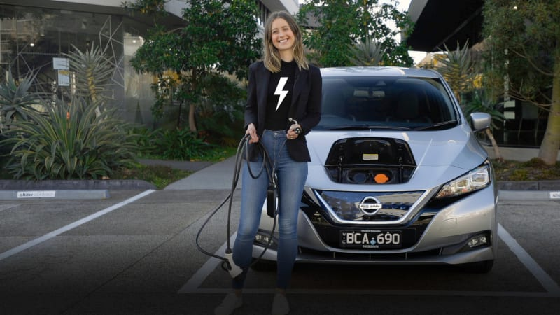 Video: What it's like to charge an EV in Australia