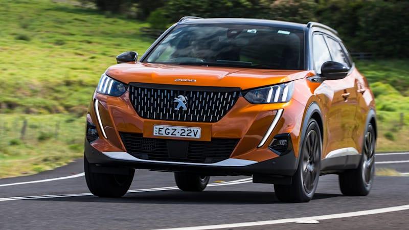 2020 Peugeot 2008 review