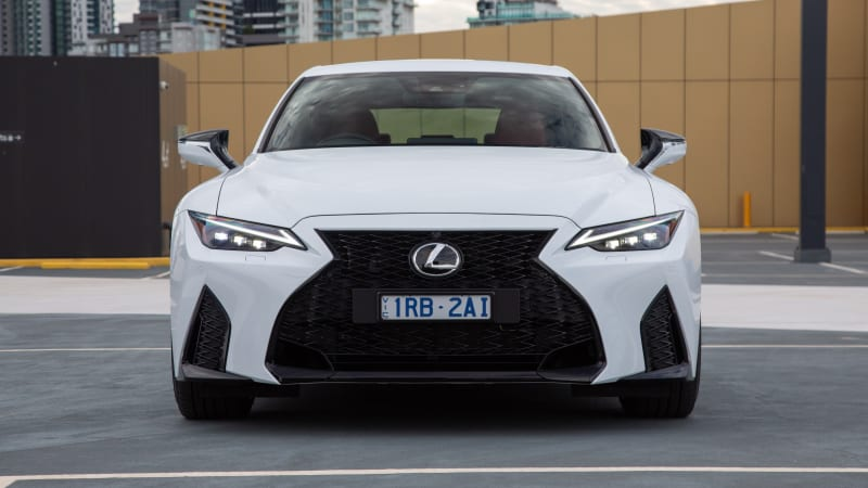 2021 Lexus IS300 F Sport review