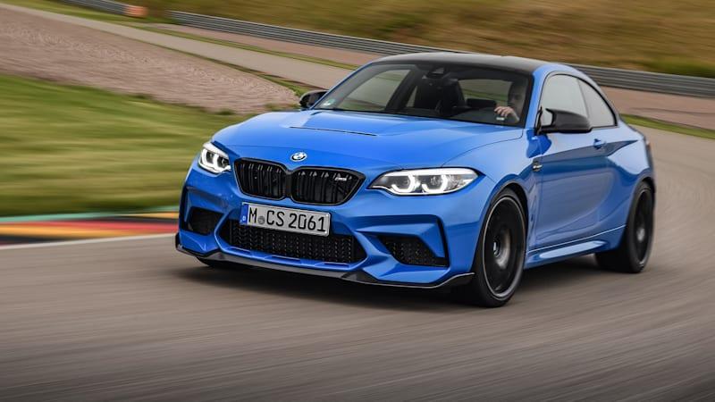 REVISIT: 2020 BMW M2 CS review
