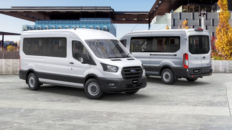 2021 Ford Transit Bus price and specs: 12-seater returns to Australia