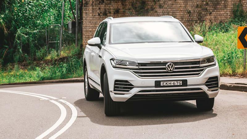 2021 Volkswagen Touareg 170TDI review