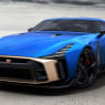 Around the Tracks: GT-Rs, Pontiac Aztec, Mercedes motorsport