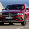2020 Mercedes-Benz GLC Coupe revealed, here late 2019