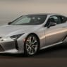 2021 Lexus LC Coupe price and specs