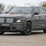 2022 BMW X8 spy photos