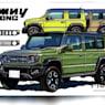 Five-door Suzuki Jimny 'Long' due in 2022 with turbo power, sub-$35,000 price – report