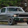 Original Bullitt Mustang sells for record $3.4 million in the US