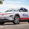 2021 Hyundai Kona Electric joins NSW Police community liaison fleet