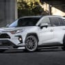 2020 Toyota RAV4 kitted-up like a hot hatch