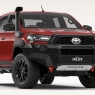 2021 Toyota HiLux Rogue and Rugged-X prices increase by $13,000