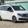 2020 Mercedes-Benz EQV unveiled