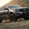 2020 Ford Ranger FX4 here in December