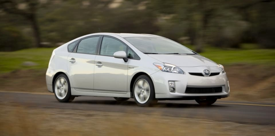 Toyota claims Prius will be Australia's greenest car