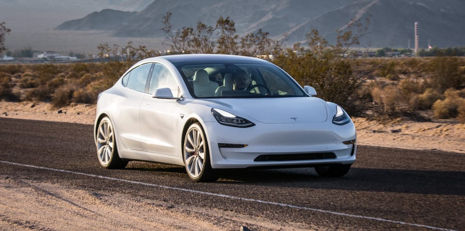 Tesla Model 3 AWD Long Range joins Australian line-up