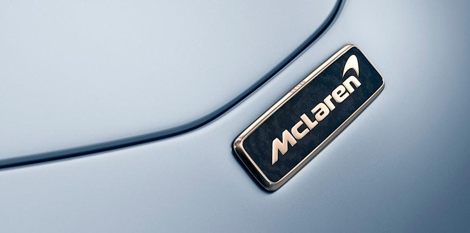 McLaren SUV 'against brand ethos'