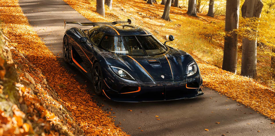 Koengisegg Agera RS hits 457km/h, claims new record