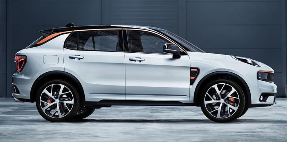 """Lynk & Co 01 revealed: New Chinese SUV """"the most connected car to date"""""""
