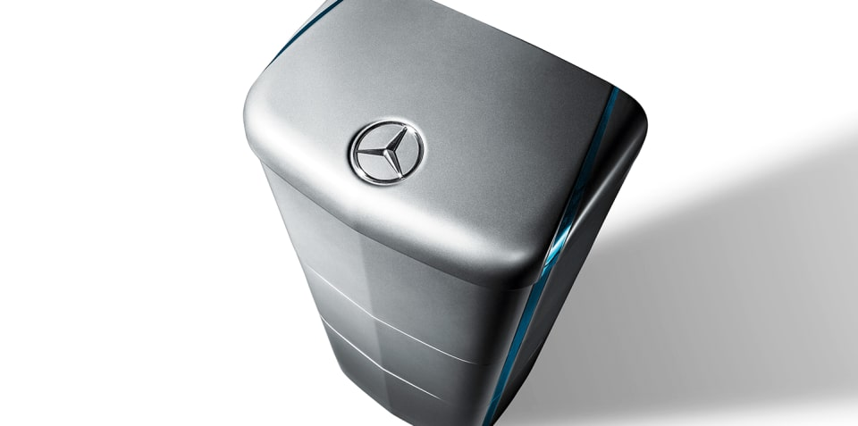 Mercedes-Benz Energy reveals Tesla Powerwall home battery rival