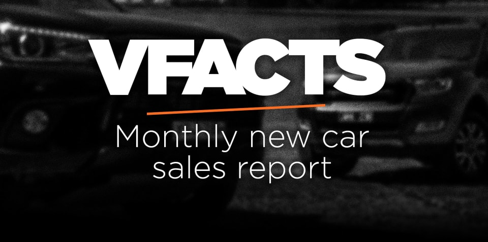 August 2017 VFACTS new vehicle sales