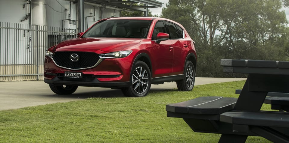 Australia's top SUV brands
