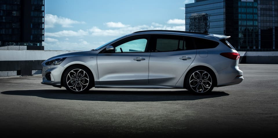 2019 Ford Focus ST-Line wagon review