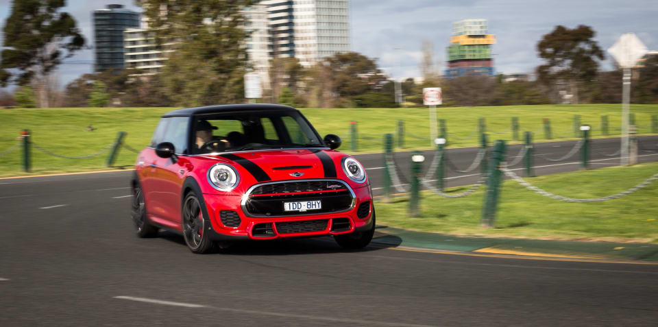2015 Mini John Cooper Works Week With Review Caradvice