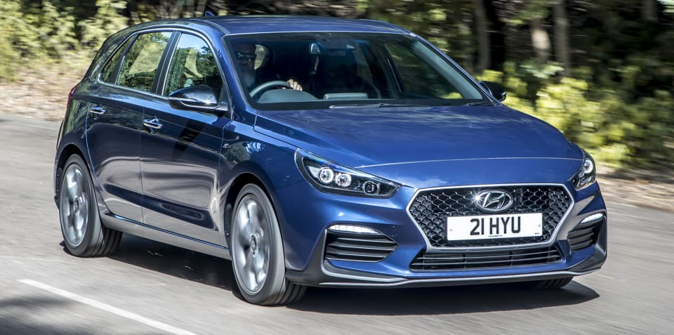 Hyundai i30 N Line to launch with more noise, Michelin tyres