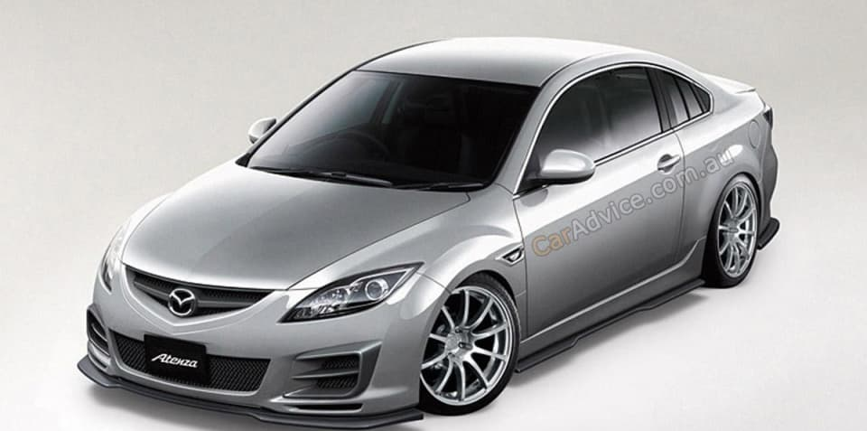 Mazda6 Coupe and Cabriolet?