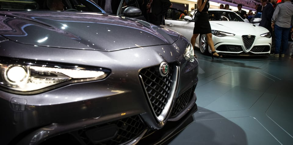Alfa Romeo's new products 'equal or above' the Germans